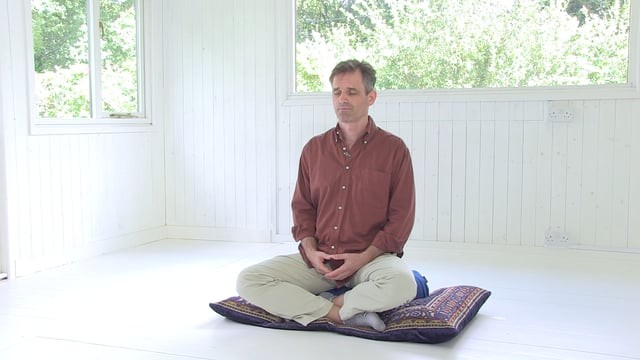 Mindful Moment 1: The Body