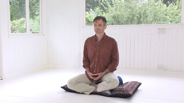 Transforming Anger: Mindfulness Meditation