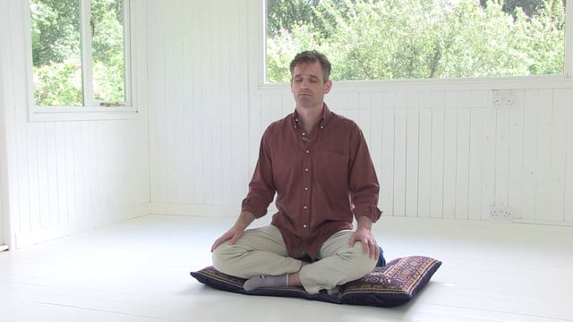 Wanting Things Too Much: Mindfulness Meditation