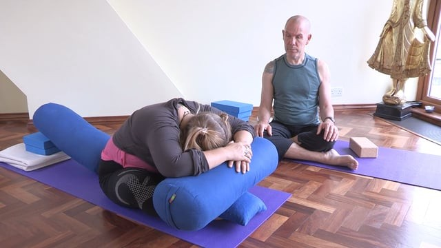 Yin Yoga: As Is