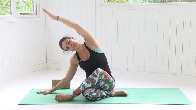 Forrest Yoga Morning Flow