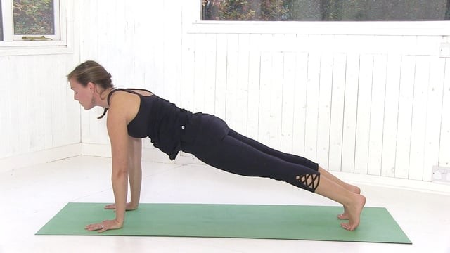 Vinyasa SOS: Improvers