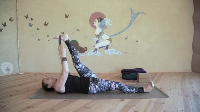 Journey Towards Hanumanasana