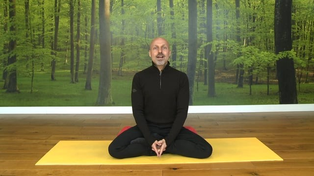Guided Meditation 2: Inner Sense