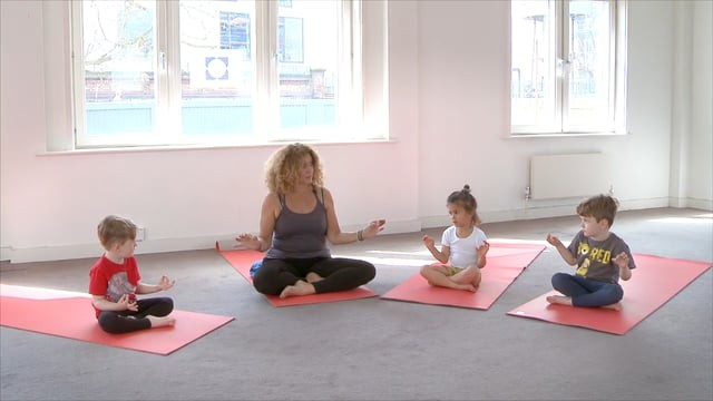 Yoga for 3-6 year olds: Make Yoga Fun