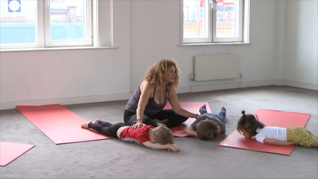 Yoga Relaxation For Kids