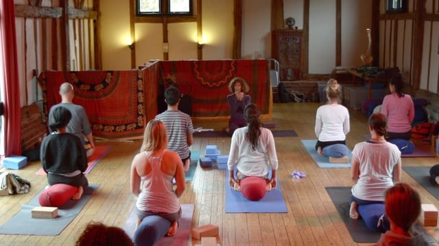 Live at Yoga Garden Party: Anusara-Inspired Workshop