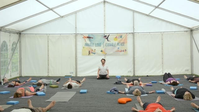 Live At Yoga Garden Party: Mindfulness in Movement