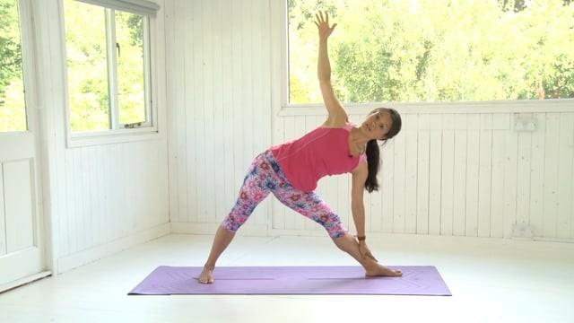 Take a Break: Yoga & Qigong Part2: Focus + Clarity