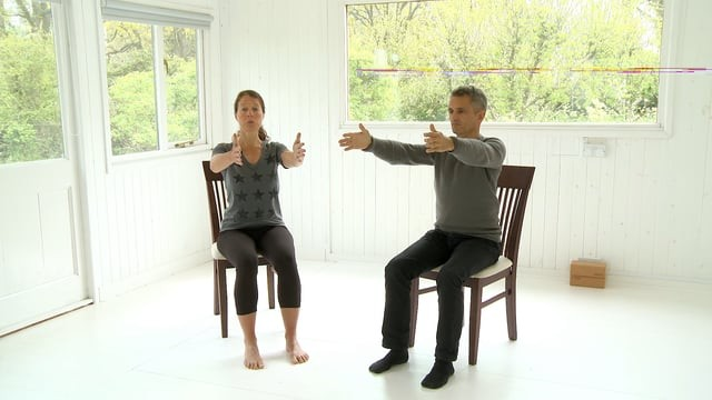 Yoga Adapted for Chair