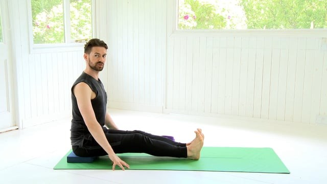 Paschimottanasana Tutorial