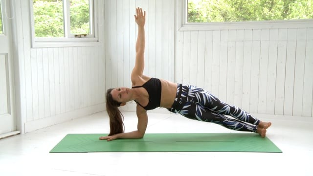 Headstand 2: Side Plank