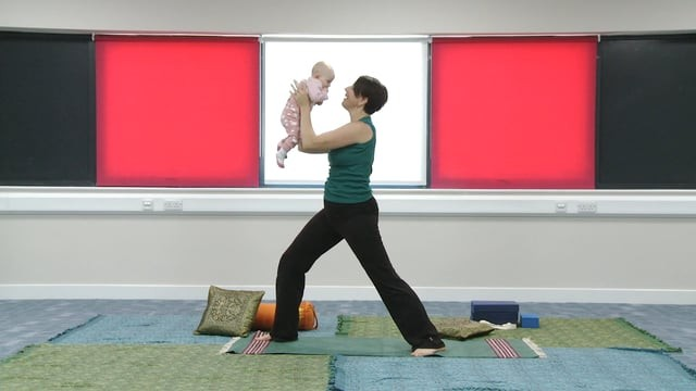 Mum and Baby: Move with Your Baby